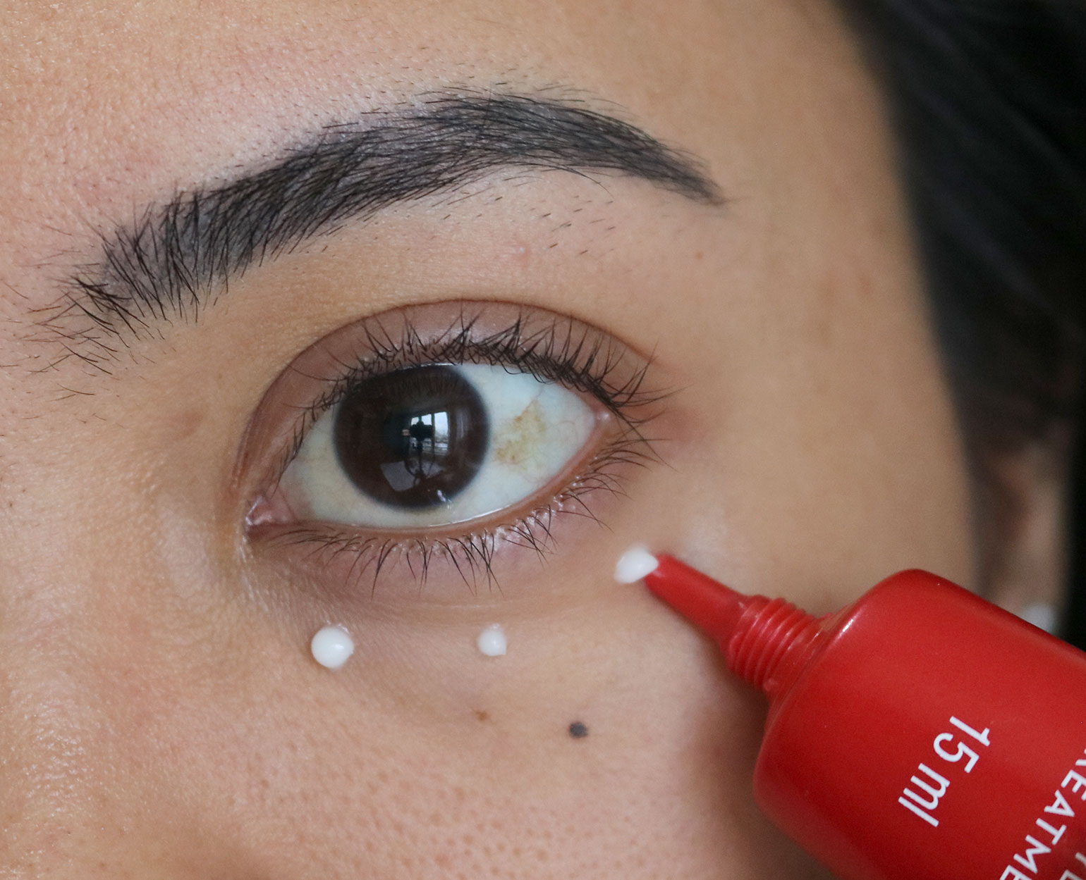 7 Olay Eyes Review Photos Before and After - She Sings Beauty by Gen-zel Habab