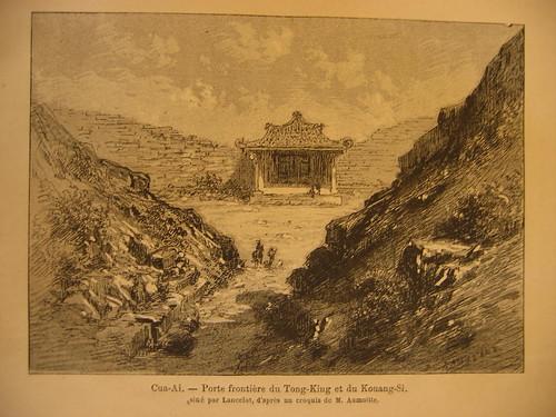 cổng Nam Quan 1883-1884