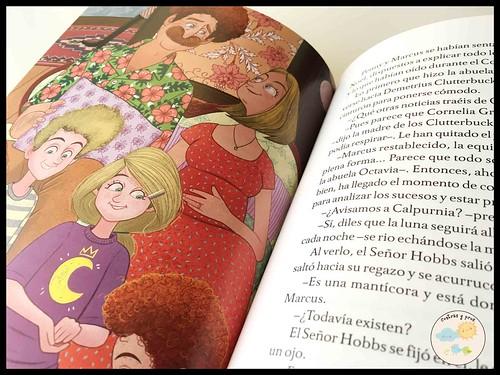 Libro Penny Berry y la Cripta de los Olvidados. Reseña