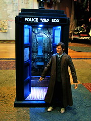 The Doctor and His Tardis