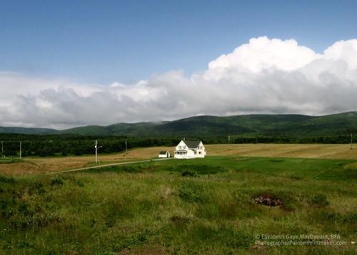 2007 Road trip Nova Scotia