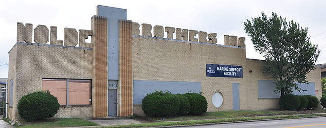 Nolde Brothers Bakery Building