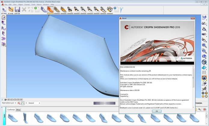 Autodesk (ex Delcam) Crispin ShoeMaker 2016 R1 x64 full