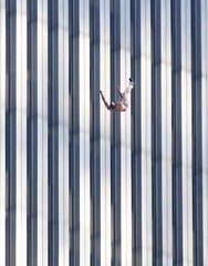 On 9-11 people jumped to their death