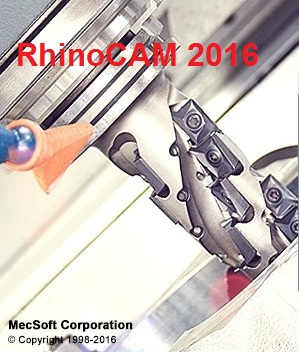 RhinoCAM 2016 for Rhino5 full