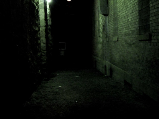 Image result for Creepy Alley