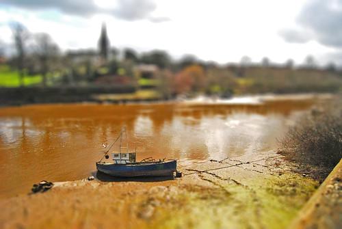 River Dee Boat