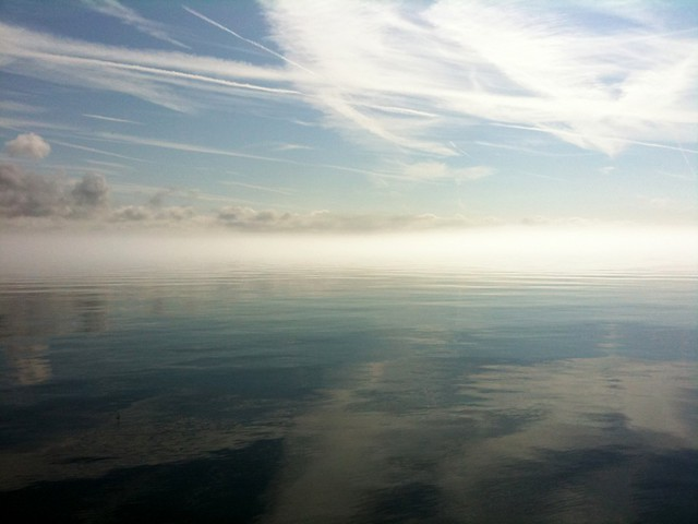 Heavenly Fog On The St. Johns