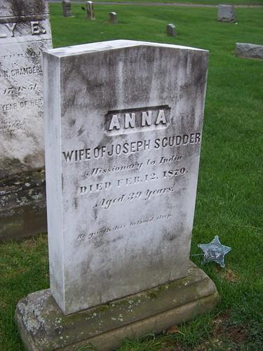 Anna Scudder