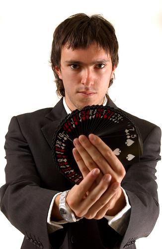 Mago Nicolás Palacios Mago Profesional cartas
