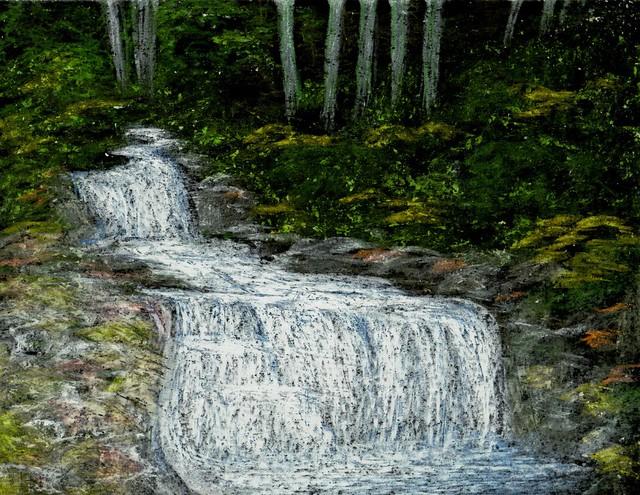 Smoky Mountain Falls