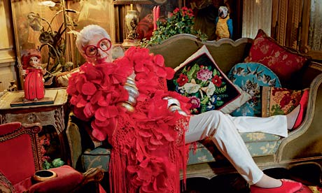 Iris Apfel - Not My Photo