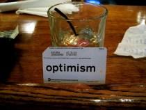 Optimism.