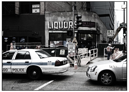 Cops and Liquor Stores - Agfa Scala
