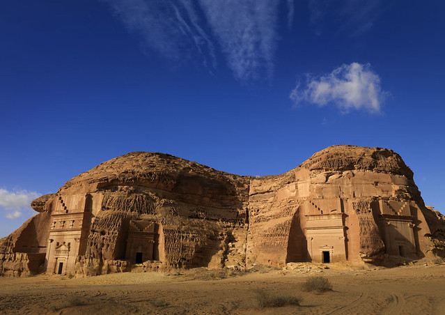 Madain saleh - Saudi Arabia