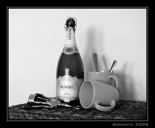 Still Life - Korbel by Somnath Mukherjee Photoghaphy