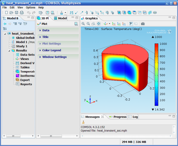 working with Comsol Multiphysics 4.3.2.189 x86 x64 full