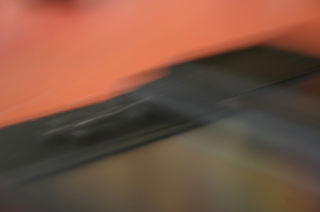 Black and Blurry Nintendo DS 2