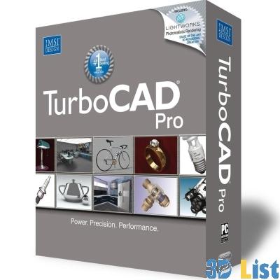 TurboCAD Professional Platinum v21.0