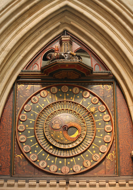 Wells Cathedral Clock Flickr Photo Sharing
