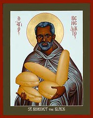 Happy St. Benedict the African Day!
