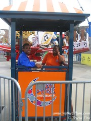 Employees at Luna Park