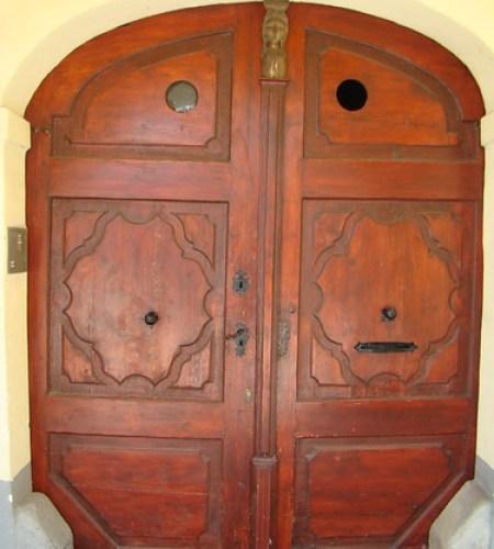 Telc puertas Chequia 13