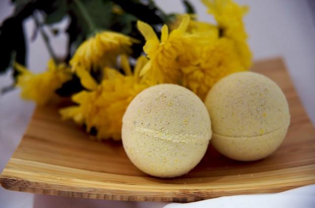 Lemon/Lime Bath Bombs
