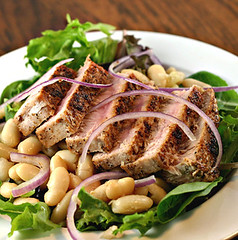 Tuna & White Bean Salad 009