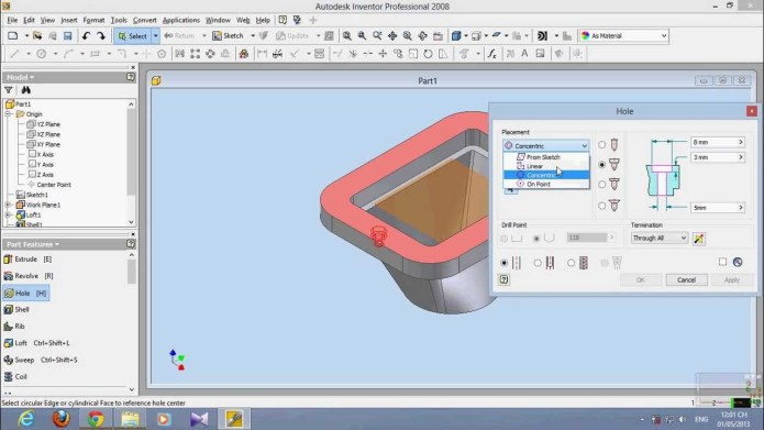 download autodesk inventor pro 2016 64bit (full version   crack)