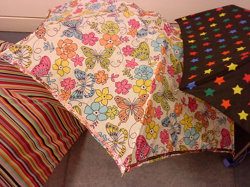Butterfly Brolly
