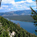 Above Redfish Lake