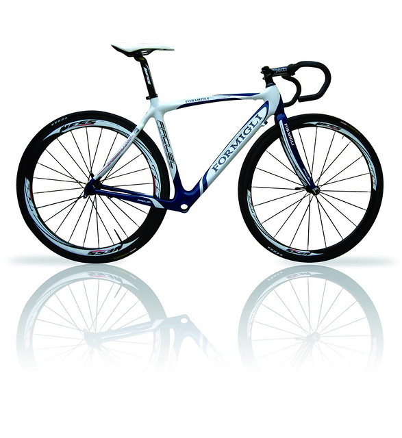 Formigli Raquel Stock Carbon bicycle frame
