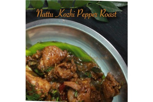 Nattu Kozhi Pepper Roast2