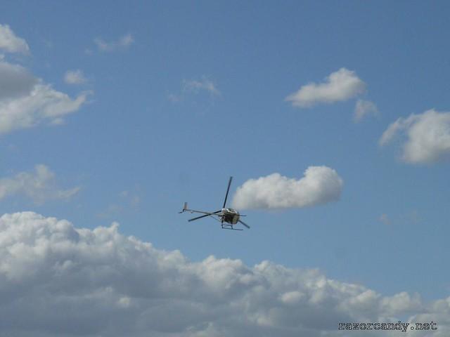 17 P1080671 Schweizer Helicopter {G-BWAV} _ City Airport - 2008 (5th July)