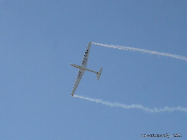10 P1080864  MORGAN SWIFT S-1 {G-IZII} _ City Airport - 2008 (5th July)