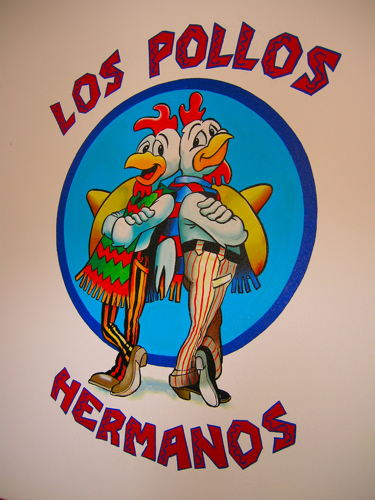 BB NM Los Pollos Hermanos logo