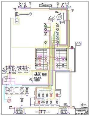 WIRING DIAGRAM rev12 routed | Flickr  Photo Sharing!