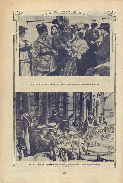 Ilustração Portugueza, No. 612, Novembro 12 1917 - 17 by Gatochy