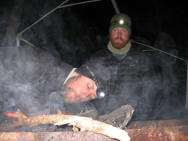 Masters of campcraft