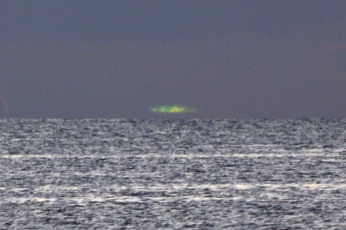 green flash tedesco