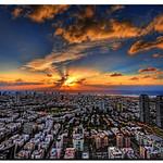 """Tel Aviv city center - """"Kikar hamedina"""""""