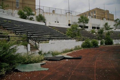 where the dugout was