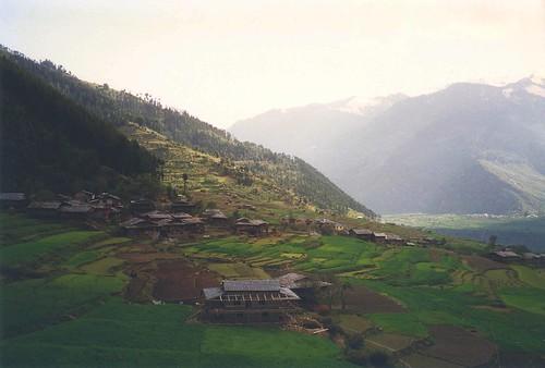 Kulu Valley, Himachal Pradesh, India