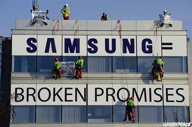 Samsung = Broken Promises