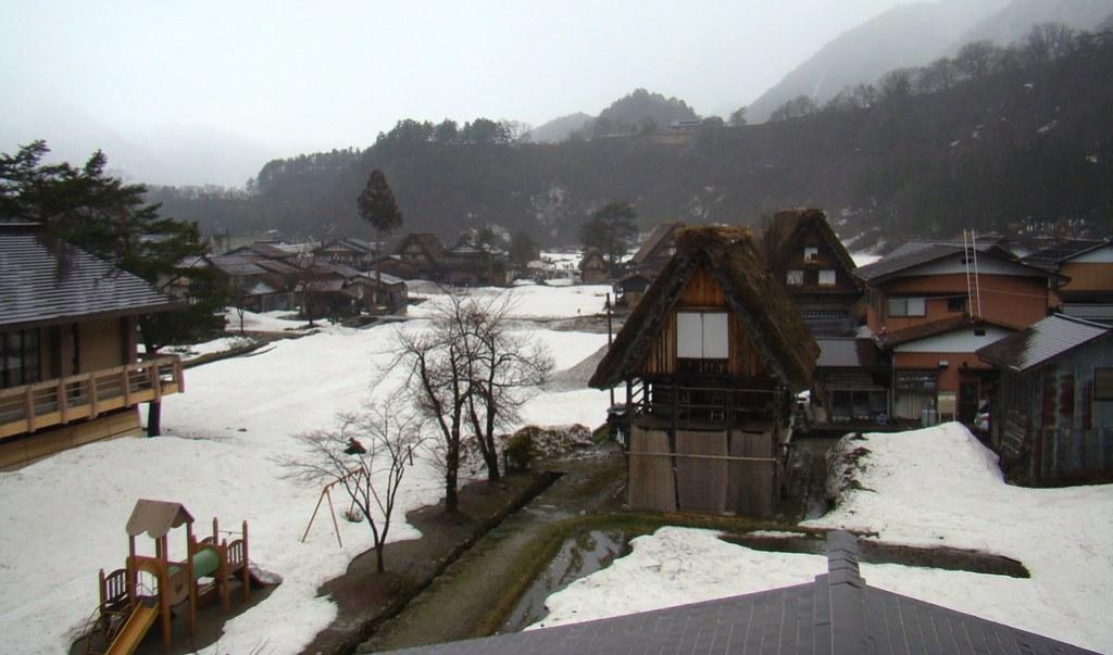 Japon Shirakawa-go aldea medieval Gokayama 12
