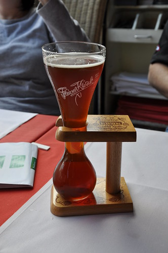 Kwak - a local brew