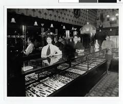 Interior of Bright's Jewelry Store, Duluth