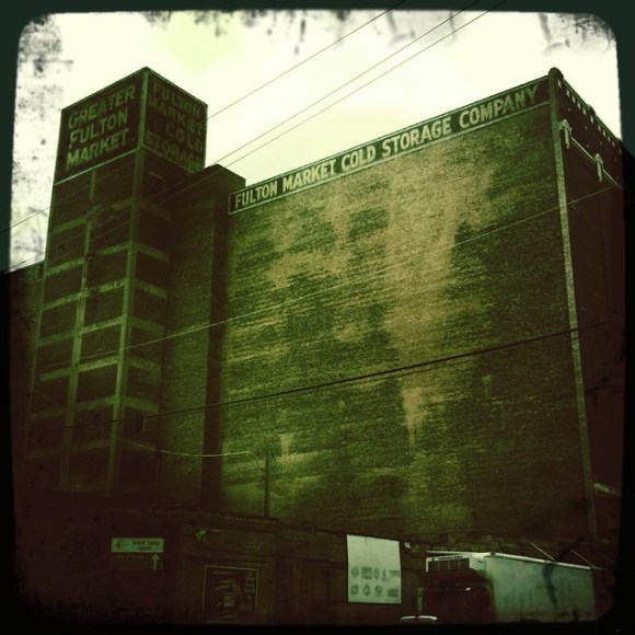 Dreaming of Fulton Market Cold Storage