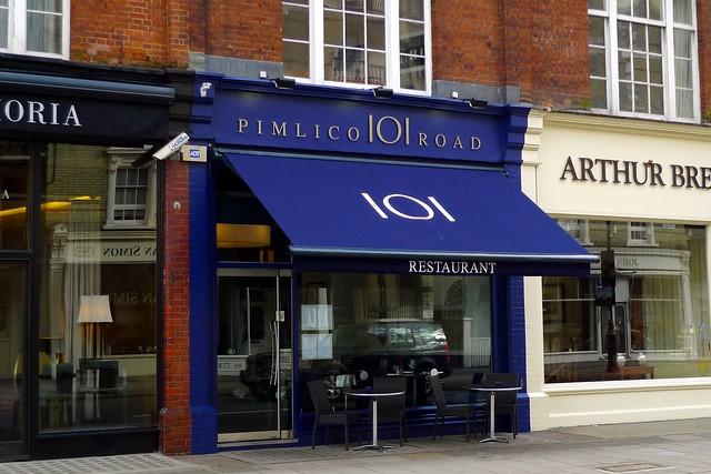 101 Pimlico Road, Belgravia, SW1